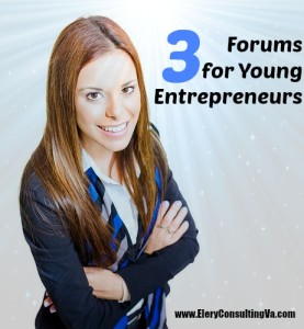 3 Forums for Young Entrepreneurs